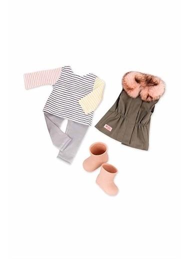 Our Generation Our Generation Oyuncak Bebek Kıyafet / Parka Renkli